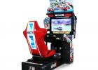 高清环游赛车游戏机,模拟机厂家
