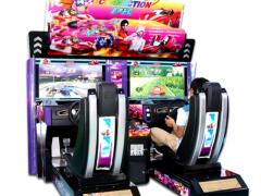 32寸液晶高清环游赛车游戏机价格