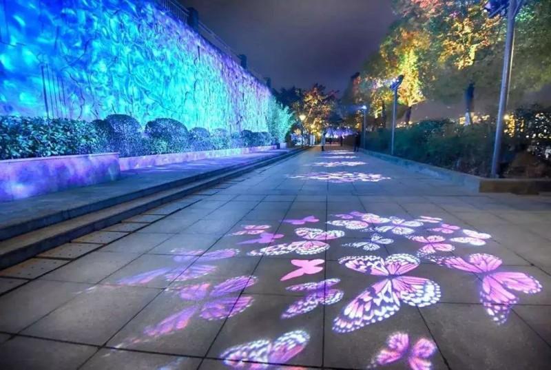3D视频片源,全息投影素材定制,灯光投影秀素材定制