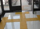 吉林省标准止步盲道砖/白山盲道砖供应厂家12