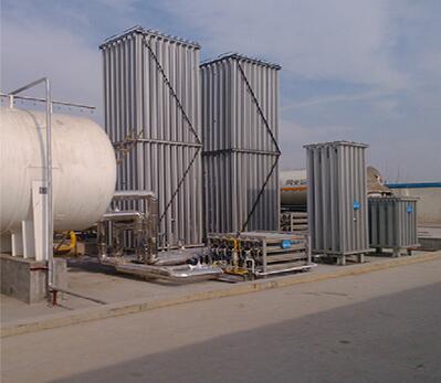 承德液化天然气 LNG 煤改气业务 天然气设备