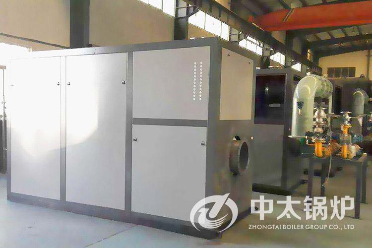 2017.03-8吨-ZLJ480-燃油气-陕西西安-西安唐城医院-医疗用品消毒