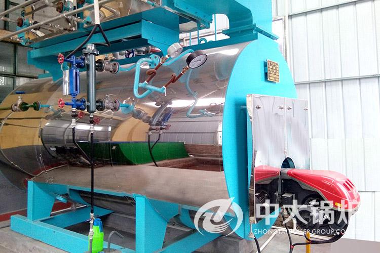 2017.01-4吨-WNS4-1.25-Q-燃油气-吉林长春-长春长飞石化机械密封有限公司-机械制造