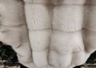 女装皮草定制款女士保暖厚实连帽款廓形皮草加盟四季调换皮草