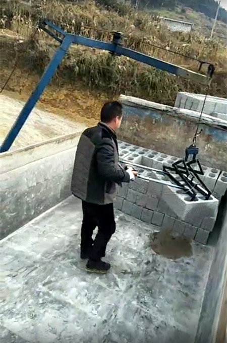 空心砖厂装车机专用