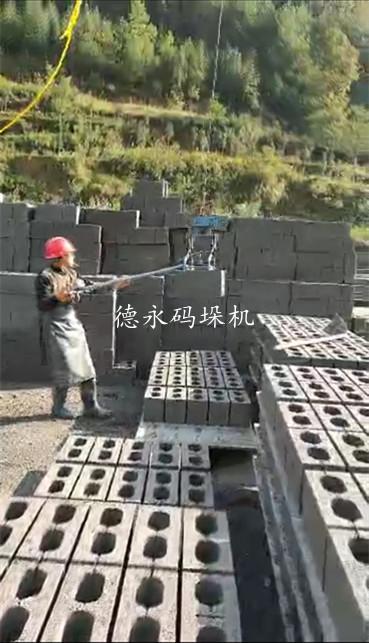 新型空心砖装车机 码垛机
