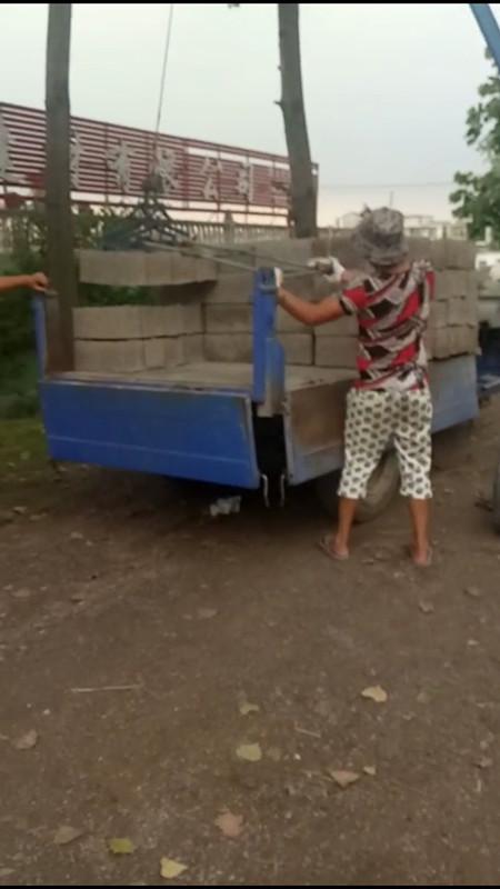 空心砖码砖装车机小型