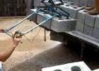 自动空心砖装车机新型