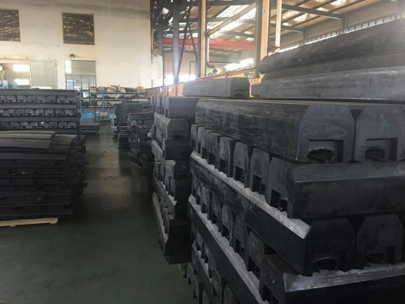 吴忠市陶瓷球磨机橡胶衬板参数
