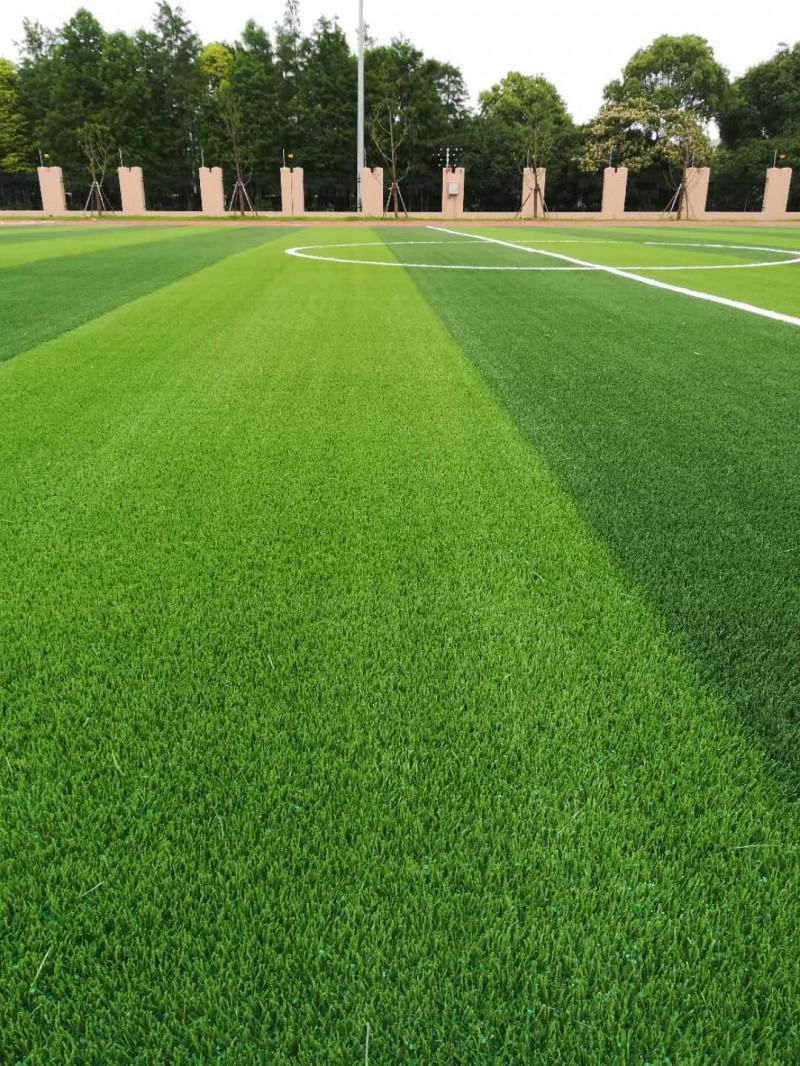 商业化发展使得人造草坪厂家取得一定的进步