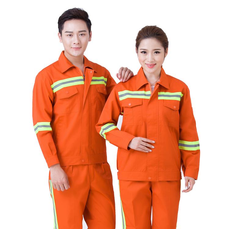 环卫工人工作服加工,环卫长袖批发,环卫冬装棉衣生产