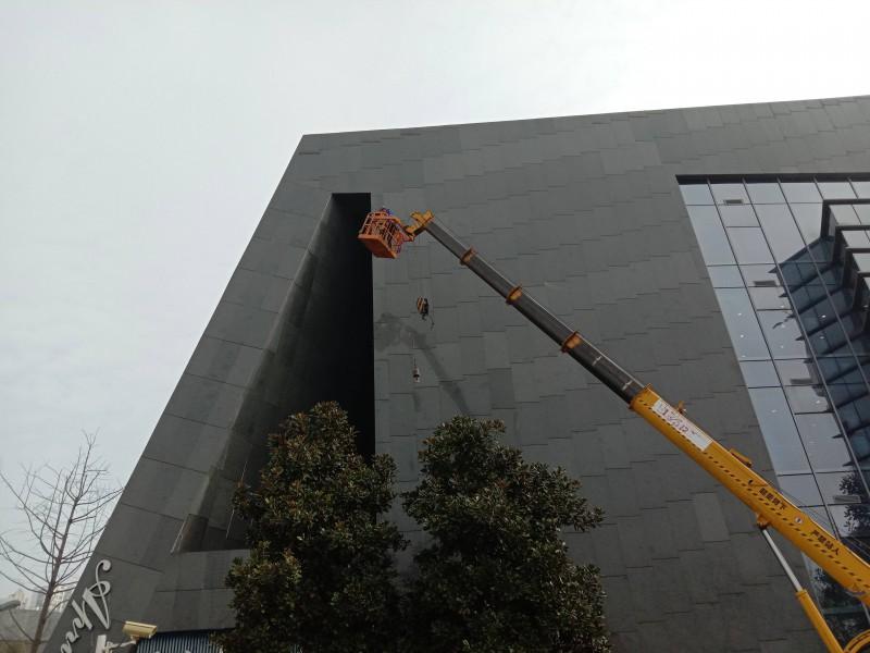 武汉玻璃幕墙检测