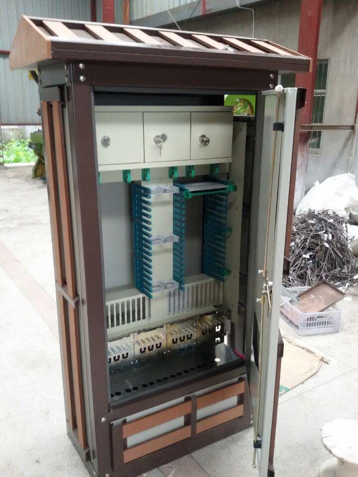 960芯室外落地美化型光缆交接箱