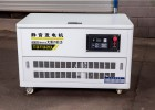 静音式10kw静音汽油发电机报价TOTO30