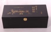 重庆阿胶礼品盒 食品礼物包装盒定制