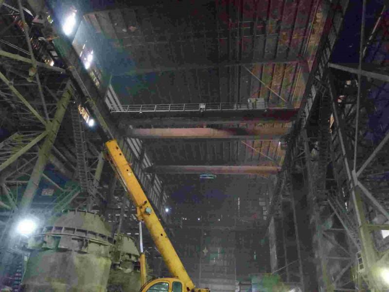 金山钢结构材料力学性能检测