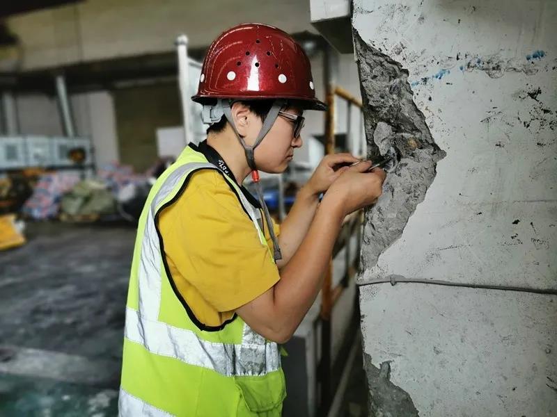 混凝土结构承载力检测