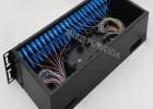 機架式72芯光纖盒安裝方法