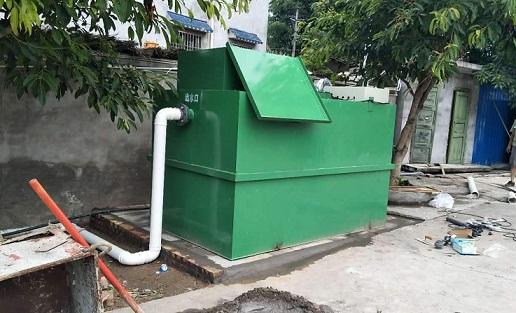 【小型卫生所污水处理设备】新