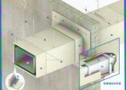9mm厚纤维增强硅酸盐板 12mm硅酸盐板