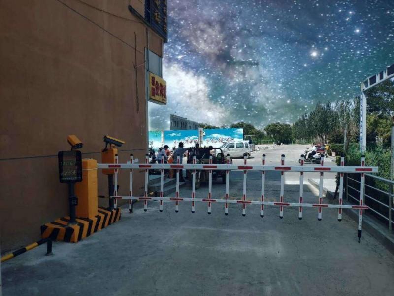 大同车牌识别停车场系统安装-太原飞凡