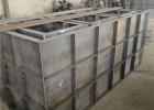 农村化粪池模具-三个格子-拆模高效简单