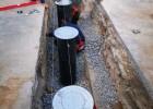 忻州升降柱学校防撞柱安装