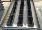 铁路防护栅栏模具-铁路护栏模具定做-两种材质挑选
