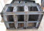 铁路电缆槽模具-可选择钢材质-更加持久耐用