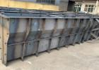 隔离墩钢模具生产厂家-用于制造混凝土隔离墩
