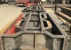 阶梯式挡土墙钢模具-用于生态工程项目-国家认可