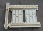 桥护栏模具-带海鸥造型-84型水泥护栏模板