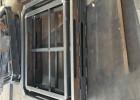 平铺式生态护坡砖钢模具-框格护岸模板-108尺寸