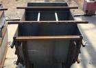 管道配重块模具-U字形配重块-马鞍型增重块钢模具