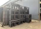 铁路埋线槽模具-U型电缆槽模板-用于制造水泥槽