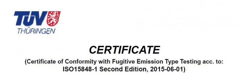 ISO3834认证
