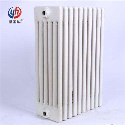 gz603钢六柱型散热器接管尺寸