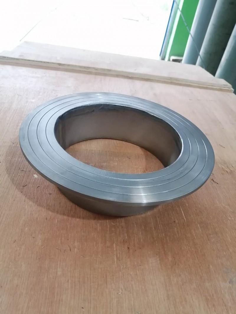 宝鸡厂家定做TA2 钛镍锆材管件 弯头 三通 钛管道
