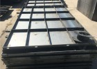 高速边沟预制板模具-钢模板制作-定型支模板