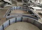 铁路边坡拱型截水骨架模具-直径3米拱圈-灌浆成功