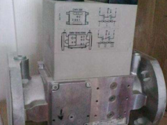 DUNGS冬斯电磁阀DMV-DLE5100/11