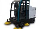 江西赣州电动驾驶式扫地车 物业清扫树叶用电动扫地车