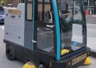 山西物业为什么选用驾驶式扫地车 驾驶式电动扫地车