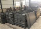 风力发电混凝土基础模板-弧形钢板制作-加强筋密度高