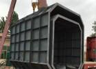 提供水泥化粪池模板-6毫米主板外加10毫米筋板-坚固耐用