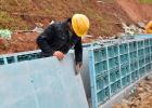 路基边沟模具-大型边沟钢模板-定做模板厂