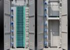 144芯ODF光纖配線柜實物圖片