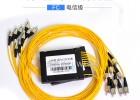 廣電級盒式光分路器市場價格