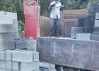 空心砖装车机 德永码砖机