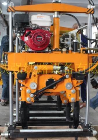 锦州铁强YCD-4型液压道岔捣固机使用及说明
